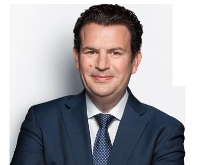 Bild Bundesminister Hubertus Heil